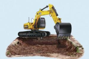 Разработка котлована и земляные работы в Москве: Вывоз грунта